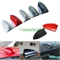 5 Colors Waterproof Universal Car/Auto Shark Fin Roof Decorative Antenna #4672