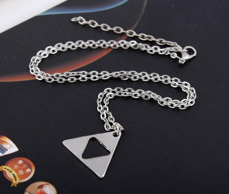 Triforce Necklace Pendant Triforce Necklaces