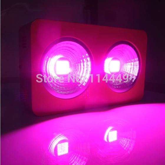Grátis frete espectro completo levou crescer luz cob 400 W levou crescer luzes china com garantia 100% de qualidade para todas as fases de plantas(China (Mainland))
