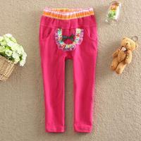2014 New Children's clothing baby girls pants children girls leggings Children Wear baby trousers 5pcs/lots