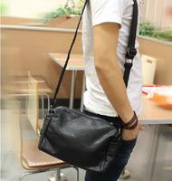 2014 New men messenger PU bags vintage style army cross body bag men's travel bags XKB20#