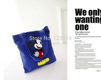 Bolsas Femininas Korean Style Soft Canvas Desigual Women Handbag Fashion Carhartt Lovely Micky Mouse Shoulder Bag N-JG 020