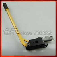 Universal Gold Handle Length: 60cm Vertcial Drift Hydraulic Hydro Handbrake With Sponge Grip