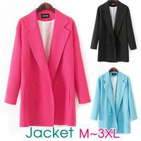 New 2014 Women's Fall/Winter Season Fashion Cotton Jacket M-XXXL Plus Size/Parka/Overcoat