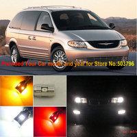 Free Shipping 2Pcs/Lot 3157 4157NA Osram 12v Car Led Parking Light Bulb For Chrysler Voyager Prowler LHS Cirrus 300M