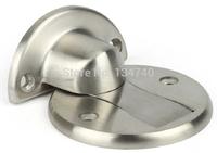 High quality casting door stops 304 stainless steel magnetic door holder MX603 install on floor