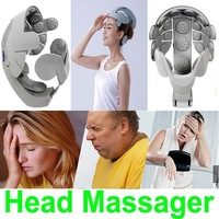2014 New Alleviates Stress Electric Head Massager Health care Head Spa USB Massage Relax Easy body Brain Acupuncture Points