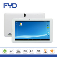 9 inch capacitive touch screen Allwinner Dual core dual sim Android 4.2 WIFI GPS 2G tablet pc (T900)