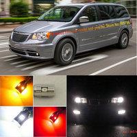 Free Shipping 2Pcs/Lot 3157 4157NA Osram 12v Car Led Parking Light Bulb For Chrysler TOWN AND COUNTRY 300 300C Sebring Aspen