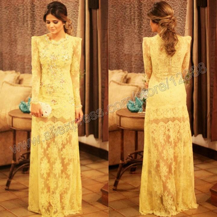 платья в пол фото кружевное