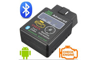HH Advanced Torque Android Bluetooth Wireless Car OBD2 OBDII Auto Fault Code Tester Diagnostic Scan Tool