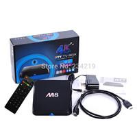 wholesale!Original M8 Amlogic S802 Android TV Box Quad Core 2G/8G Mali450 XBMC GPU 4K HDMI Bluetooth 2.4G/5G Dual WiFi Mini PC