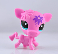 Littlest Pet Shop Kitty Cow Collection Child Girl Figure Toy Loose Cute LPS789