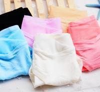 multiple colors 2pcs/lot high-grade underwear comfortable  women female non-trace underwear
