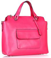 New 2014 autumn and winter European and American fashion urban women genuine leather handbags Messenger bag