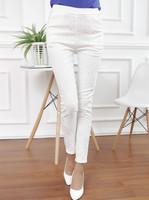 Women Lace Crochet Leggings Casual Ladies Cotton Embroidered Slim Pencil Pants 2014 Autumn Winter W3371