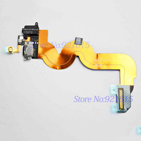 5Pcs Original New Charging Port Charger Dock Audio Jack Headphone Home Button Keypad Flex Ribbon Cable for iPod Touch 5 5TH