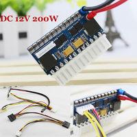 DC 12V 200W Pico ATX switch PSU Car Auto 24pin MINI ITX ATX High Power Supply