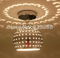 Abajur Ceiling Lights Luminaria Sala De Jantar Hollow Lighting Aisle Led Ceiling Light Entrance Ceiling Lamp For Living Room