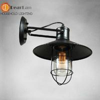 Large aluminum droplight pendant lamps5
