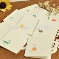 9X7.5CM,kawaii cartoon series greeting card,birthday card,best gift,stationery wholesale(tt-975)