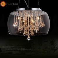Large aluminum droplight led pendant lamps led 7