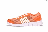 Sell like hot cakes  2014 fashion Running shoes breathable Zapatillas mens running shoe lace up sneakers free shipping