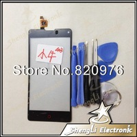 Original Touch screen Touchscreen Digitizer Glass Replacement For ZTE Nubia NX403A Z5s Mini LTE +Open Tools + Free Shipping