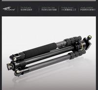 Free Shipping!Kamay  KQ-345 professional tripod carbon fiber tripod smartphone monopod dslr tripod for canon, nikon,  monopod