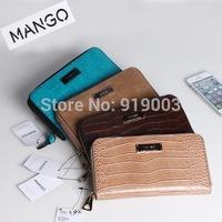 2014 Free Shipping Hot Sale Women Wallets Brand Design High Quality Leather Wallet High Qality Fashion Lady Handbags.NX15