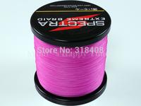 Dyneema PE Braided Fishing Line 30LB 0.28mm 1000M Pink 1094 Yard Spectra Braid