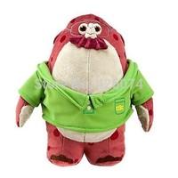 Free Shipping New 2014 Original Monsters University Kids Plush Toys Don Carlton Stuffed Dolls For Girls Gifts 25CM