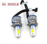 Free shipping H8/H11 high power CREE LED 50W led headlight bulb led lamp light headlamp ultra bright led headlamp