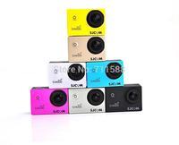 Original WIFI SJ4000 Action Camera Diving 30M Waterproof Camera 1080P 12.0M Full HD Helmet Camera Sport Cameras Sport DV W/ LOGO