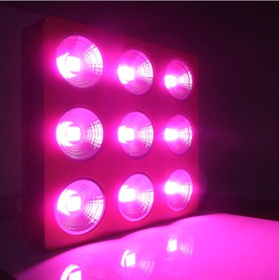 frete grátis cob levou crescer luz 1800w, espectro levou lâmpada de natal luzes lâmpada para hidroponia iluminação iluminações droshoping(China (Mainland))