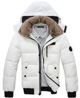 2014 Hotsale Men Winter Coat Jacket Down Coat Parka Outdoor Wear High Quality Plus Size M-XXXL