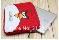 New design for 9.7 inch tablet case, Android style Soft Cloth Case Bag, Zipper closed Android style, Multi color.
