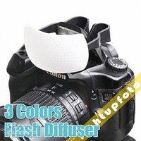Soft Box Diffuser for Internal Flash DSLR PFD5