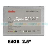 "Kingspec 2.5"" 64GB 4CH SSD Solid State Drive Hard Drive laptop PATA IDE 44 PIN EDP2B"