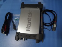 Free Shipping Hantek 6022BE Bandwidth 20MHZ Double Channel PC Based Digital USB Oscilloscope with Dual Probes