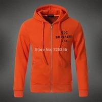 New 2014 Brand Cotton Leisure Long Sleeve Men Sportswear Hoody Sport Suit Sportswear Free Shipping Size M L XL XXL