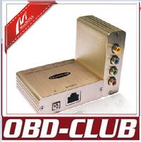 Component Video/Composite Video Balun videoTransmission server multiplexer splitter converter COVCVB