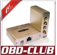 Dual Channel Stereo Hi-Fi Audio Balun Transmission server multiplexer splitter converter DSHFB