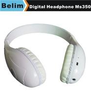 2014 Hot Promotion Adjustable Headband Earphone Headphones Over-Ear Headset USB Port for iphone ipod MP3/MP4