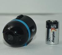 Free shipping World's Smallest Portable Wi-Fi Remote Camera s py cam Mini 2.4G wireless IP camera  Android Equipment