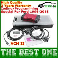 Good Working Professional OEM Diagnostic Tool For Ford VCM II IDS V90.1 OBD2 Scanner VCM 2 For Ford Car VCM2 DHL Free And Fast
