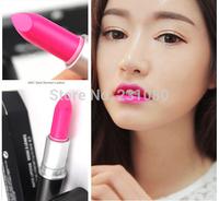 1PCS Hott!! Brand Makeup Cosmetic 3G Bright Pink Lipstick Free shipping