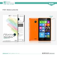 Original NILLKIN Super Clear HD Anti-fingerprint or Matte Scratch-resistant Protective Film For Nokia Lumia 530 Screen Protector