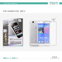 Huawei C199 Screen Protector,Brand NILLKIN Super HD Anti-fingerprint or Matte Scratch-resistant Protective Film For Huawei C199
