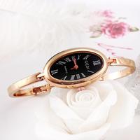 Sale Luxury Brand 2014 Gold Watches Quartz Stainless Hook Buckle Bracelet Watch Womens Dress Watch